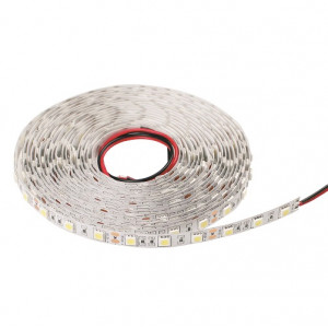 Tira led Flexible 5m.12V 72W 3000-3200K blanco calido