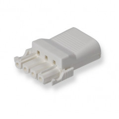 B3NCH04 Conector 4 polos hembra NAC 42SW