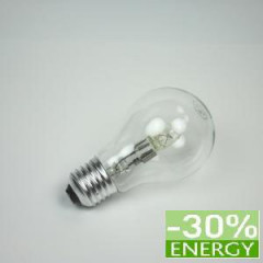 E251070 Bombilla Estandar 230V 70W  E-27 ENERGY SAVER