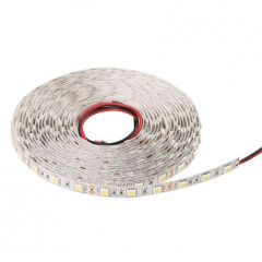 LF0A0604 Tira led Flexible 5m SMD5050-60led/m IP20 24V 14,4W/m-72W 6000K