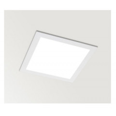 A1901111W Downlight led empotrable MADISON LED  15W-3000K-IP43 Blanco
