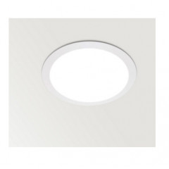 A1870111W Downlight led empotrable MIX LED  15W-3000K-IP43 Blanco