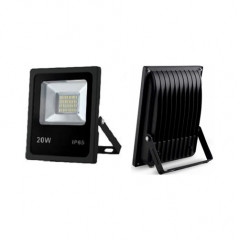 SK09403 Foco Proyector LED 20W 5000K negro