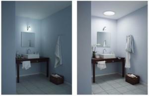 Cómo iluminar baños sin ventanas