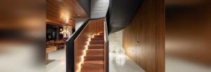 Cómo iluminar escaleras interiores