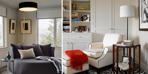 Cómo iluminar la zona de lectura de tu casa