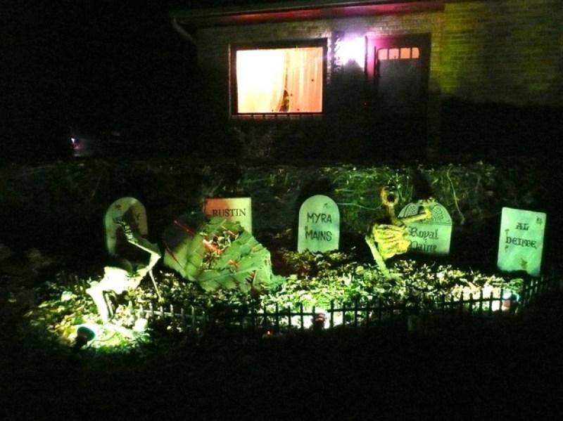 Cómo iluminar tu hogar en Halloween