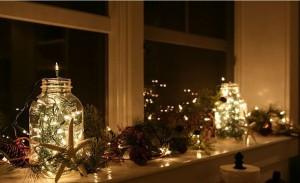 Cómo iluminar tu hogar en Navidad