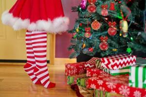 Cómo iluminar un árbol de Navidad