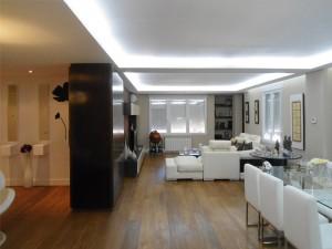Cómo iluminar un piso pequeño