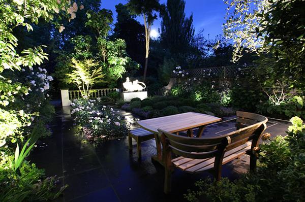 Consejos De Iluminacion Para Tu Jardin - Iluminacion-para-jardin