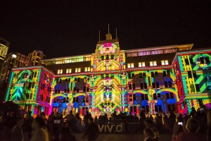 Festivales de luces, la luz cobra protagonismo