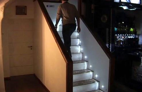 Iluminaci n con focos empotrables led algunos consejos - Focos iluminacion interior ...