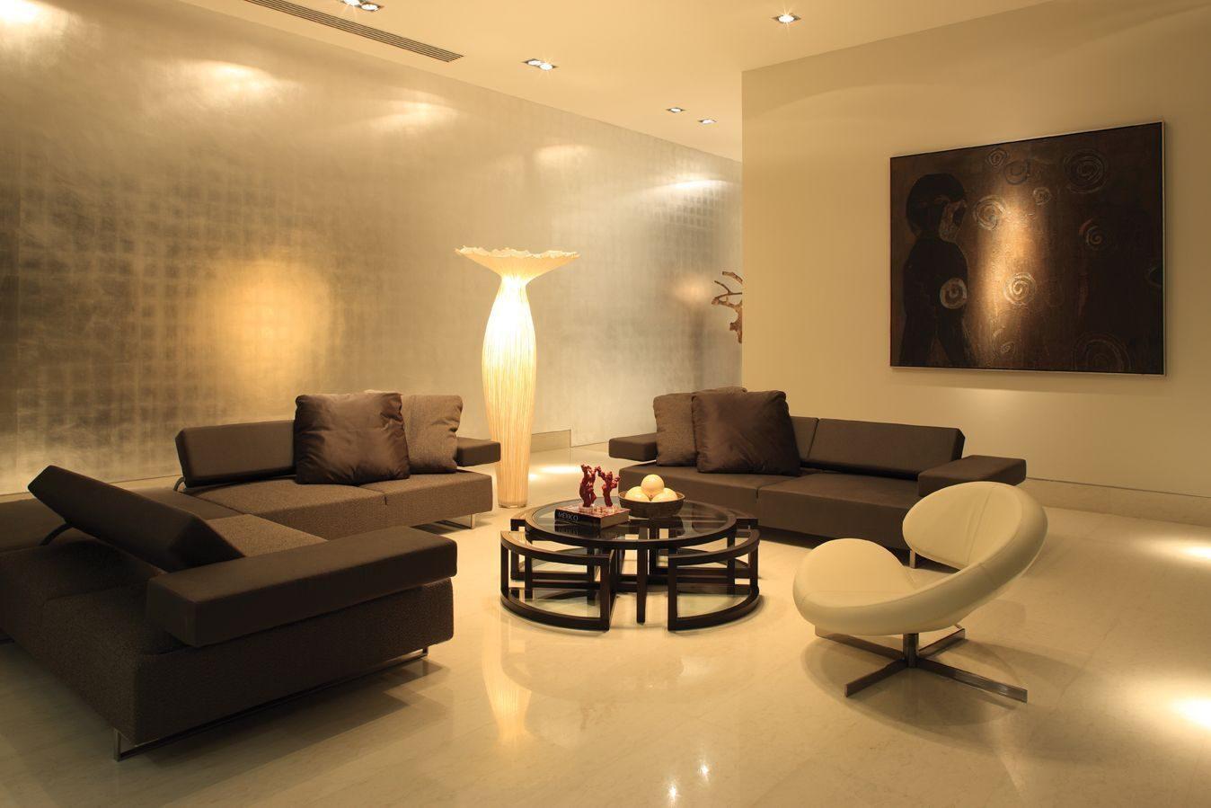 Iluminaci n led en los lugares principales - Iluminacion con leds en casas ...