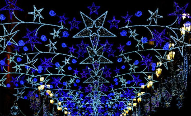 La iluminaci n de navidad - Iluminacion de navidad ...
