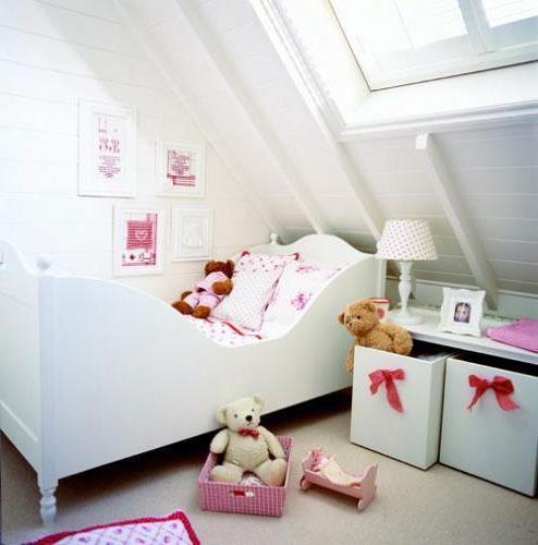 La iluminaci n led en cuartos para beb s - Iluminacion habitacion bebe ...
