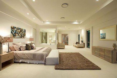 Luces para cada estancia de la casa - Lamparas para dormitorios de matrimonio ...