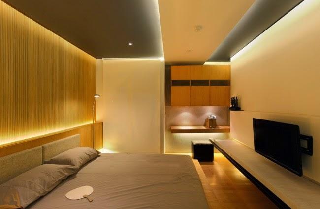 Qu iluminaci n led usar en cada habitaci n de tu hogar i krealo - Iluminacion indirecta led ...