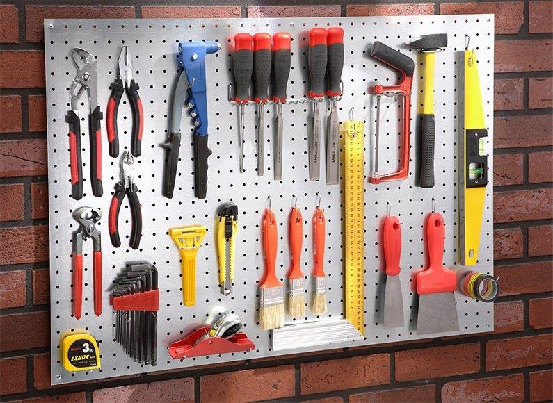 herramientas básicas para el hogar