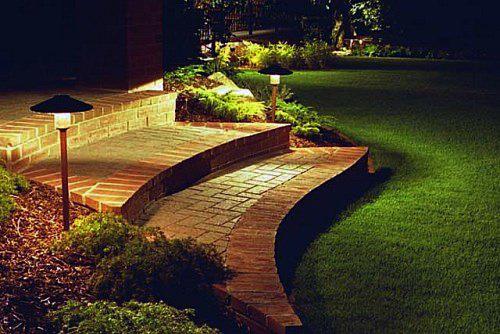 Consejos para colocar luces exteriores for Luces para exteriores precios