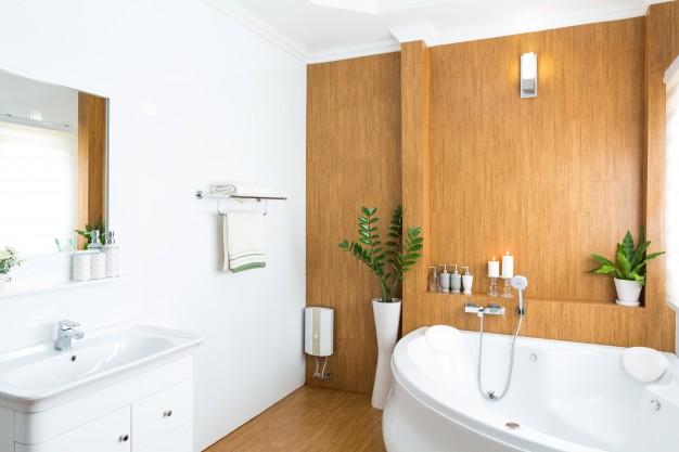 Cómo hacer que tu baño tenga luz propia