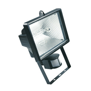 SK09101 500W halogen projector with motion sensor