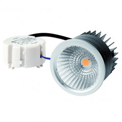 A04330034 Lamp LED LARK 5W 3000K with driver 500mA