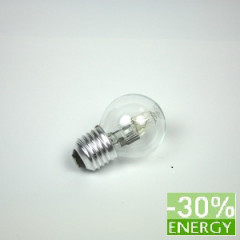 E232028 Ball lamp E27 230V 28W Energy Saver