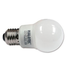 E265409 Mini ball lamp EG E27 230V 9W 4200ºK