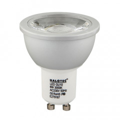 E279157 Lamp LED COB white 5W 230V GU10 2700°K 60º
