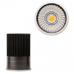 G5A71130 Led COB 11W square base AL 700mA  3000K