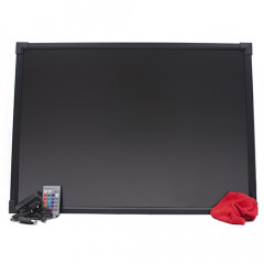 SK09203 LED board 50x70cm DC12V 1,5A colour changes + remote control