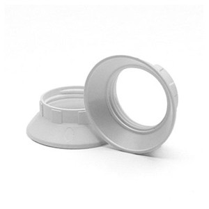 Bague thermoplastique E14 143 or