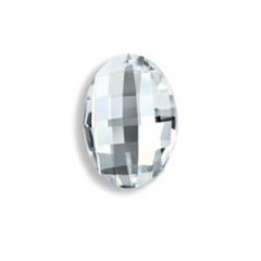 112895033 Matrice 8950/002/232 (32x23mm) 2 trous Swarovski Crystal