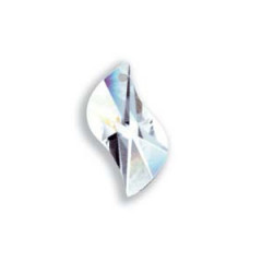 112895830 Swing 8950/805 130 (30x18mm) 1 trou Swarovski Crystal