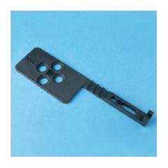 16554101 5541/////222 Support protection Nylon66-AE noir