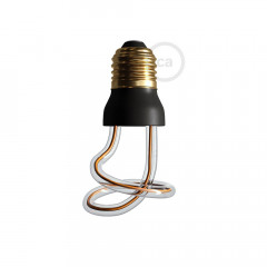 CBSEG50149 Ampoule led dimmable Art Loop Curled E27 8W 2200K 330Lm