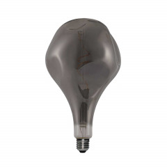CBDL700210.00A Ampoule Led Dimmable Bumped PearA165 E27 5W 2000K  250Lm Smoky
