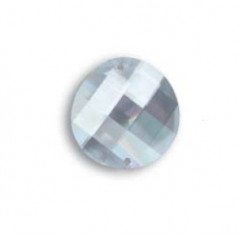 112895125 Wavelet 8950/004 125 25mm 1 trou Swarovski Crystal