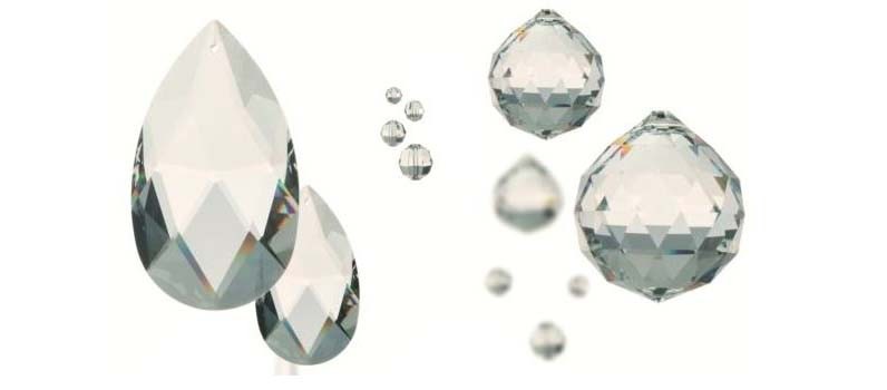 Cristal lamparas krealo - Piezas para lamparas ...